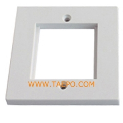 2-Port faseplate