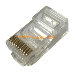 CAT6 10P10C UTP Modularstecker